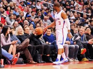 Donald Sterling tend la balle à Chris Paul, le numéro 3 des Clippers