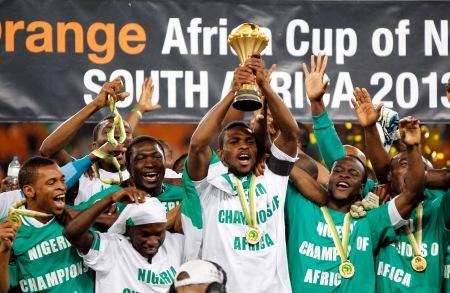 Le Nigeria, tenant du titre, sera absent de la CAN 2015